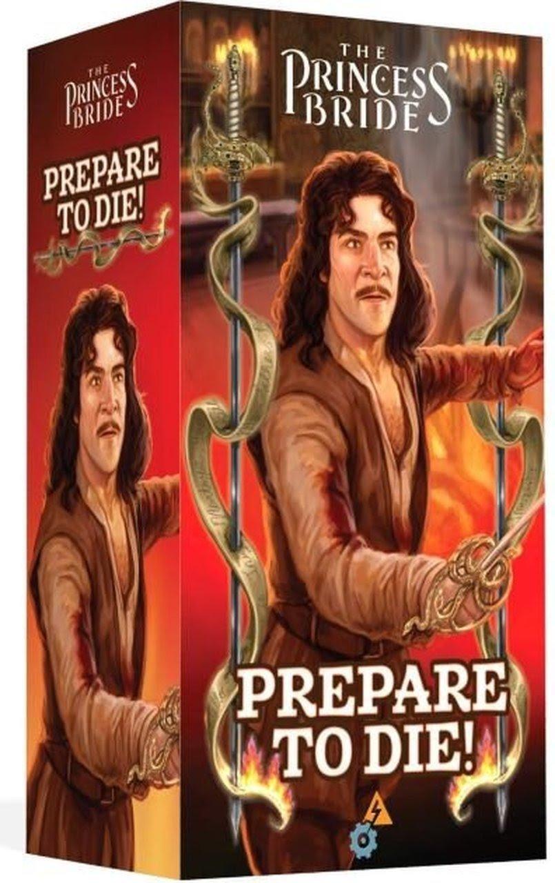 The Princess Bride Card Game - Prepare to Die