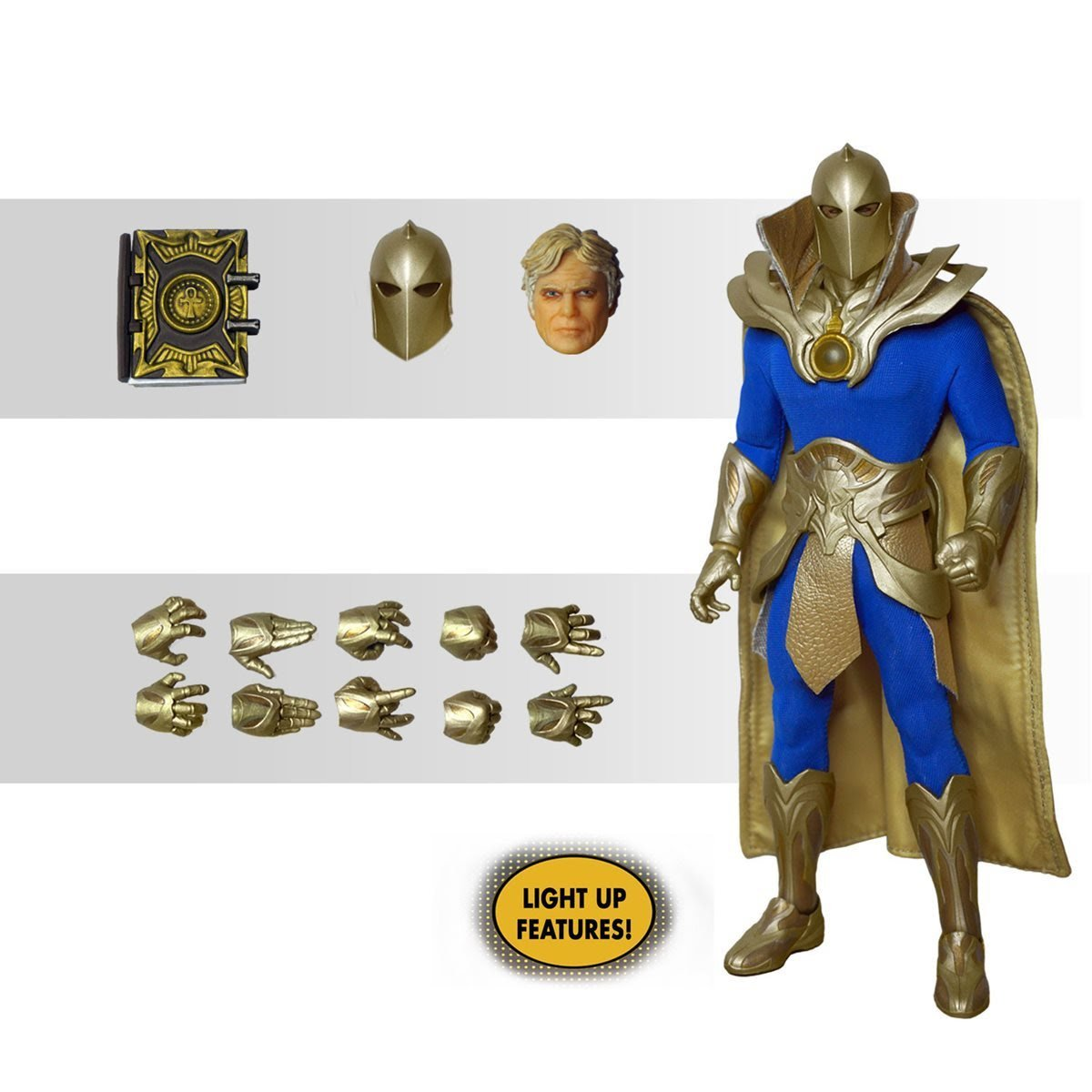 Dr Fate Collective Action Figure by Mezco