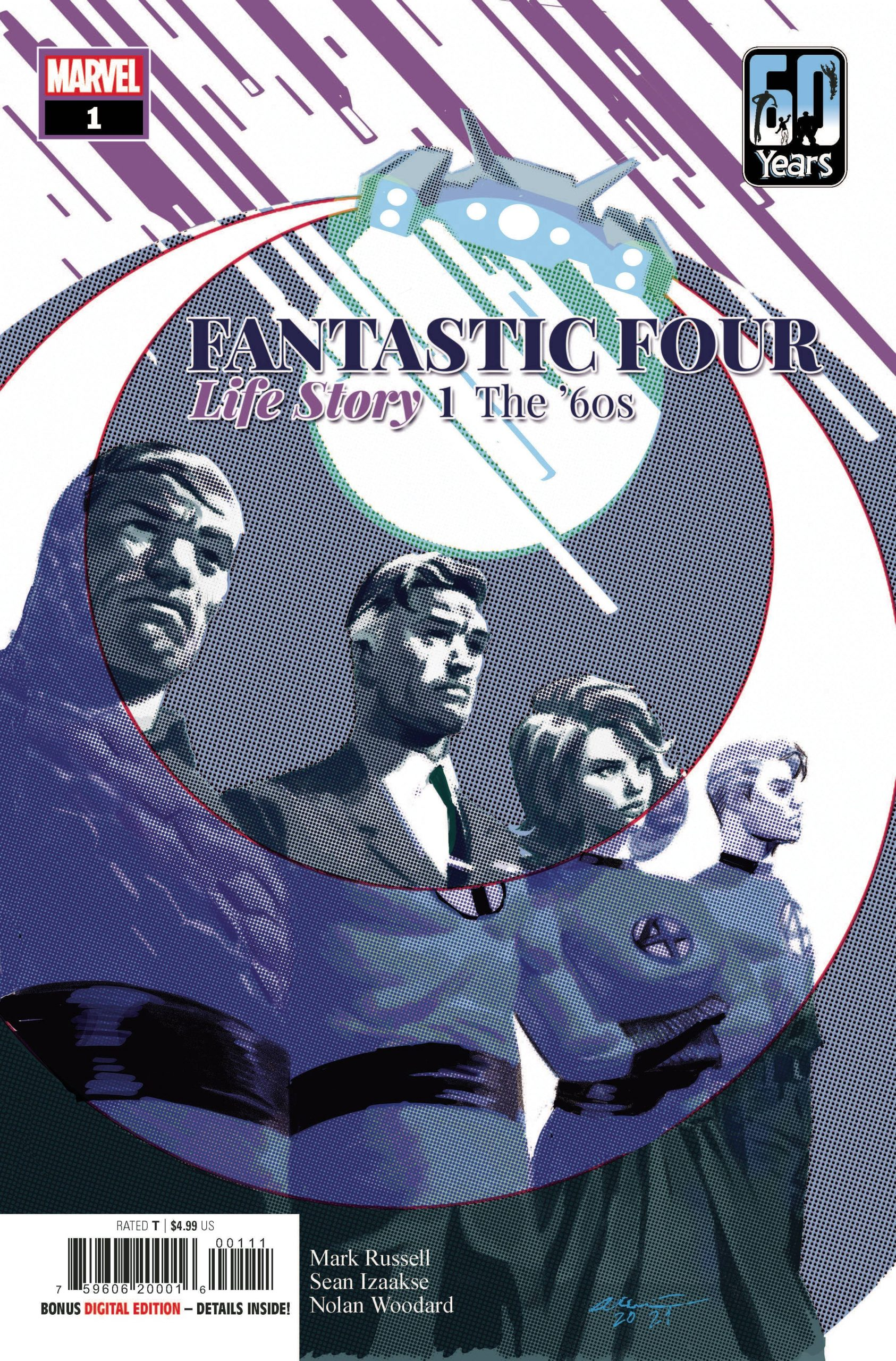 Fantastic Four - Life Story 1 - The 60s