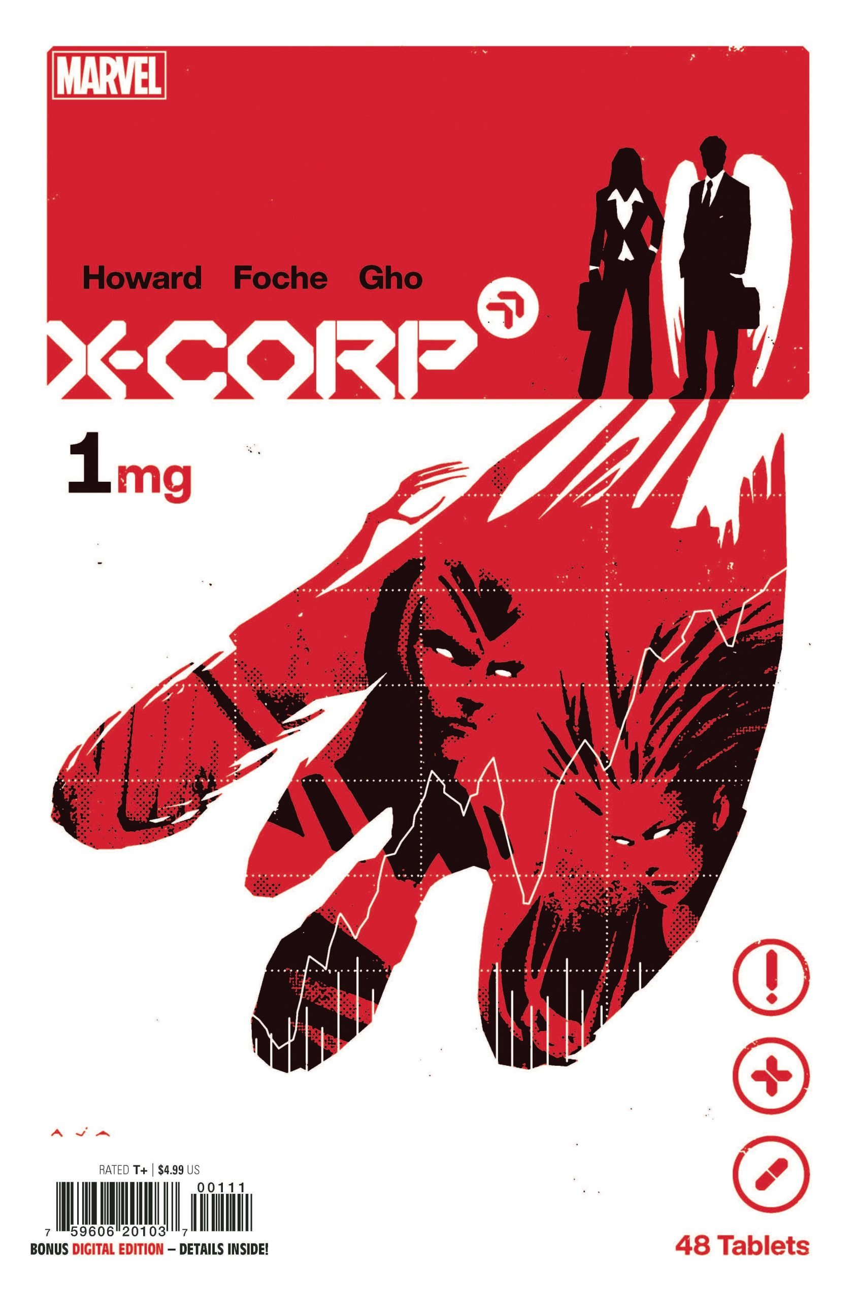 Marvel X-Corp Number 1
