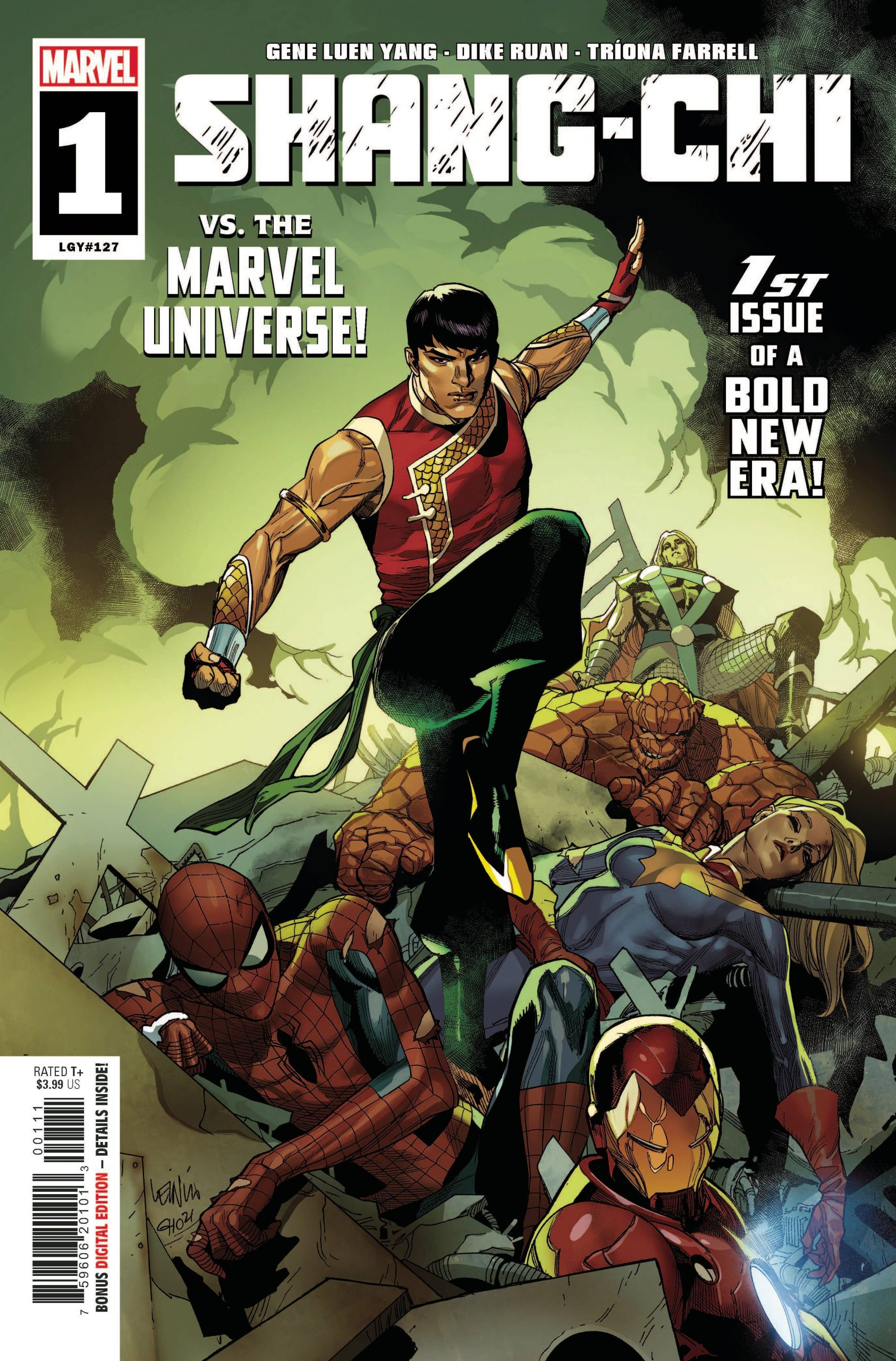 Shang-Chi - Number 1