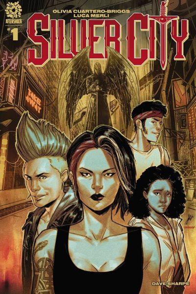 Silver City No 1 Comic Book