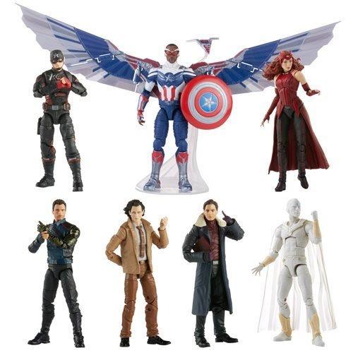 Avengers 2021 Marvel Legends Wave 1
