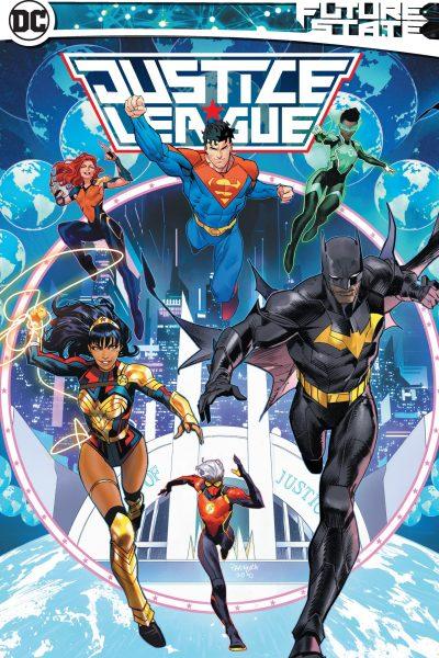 Future State Justice League