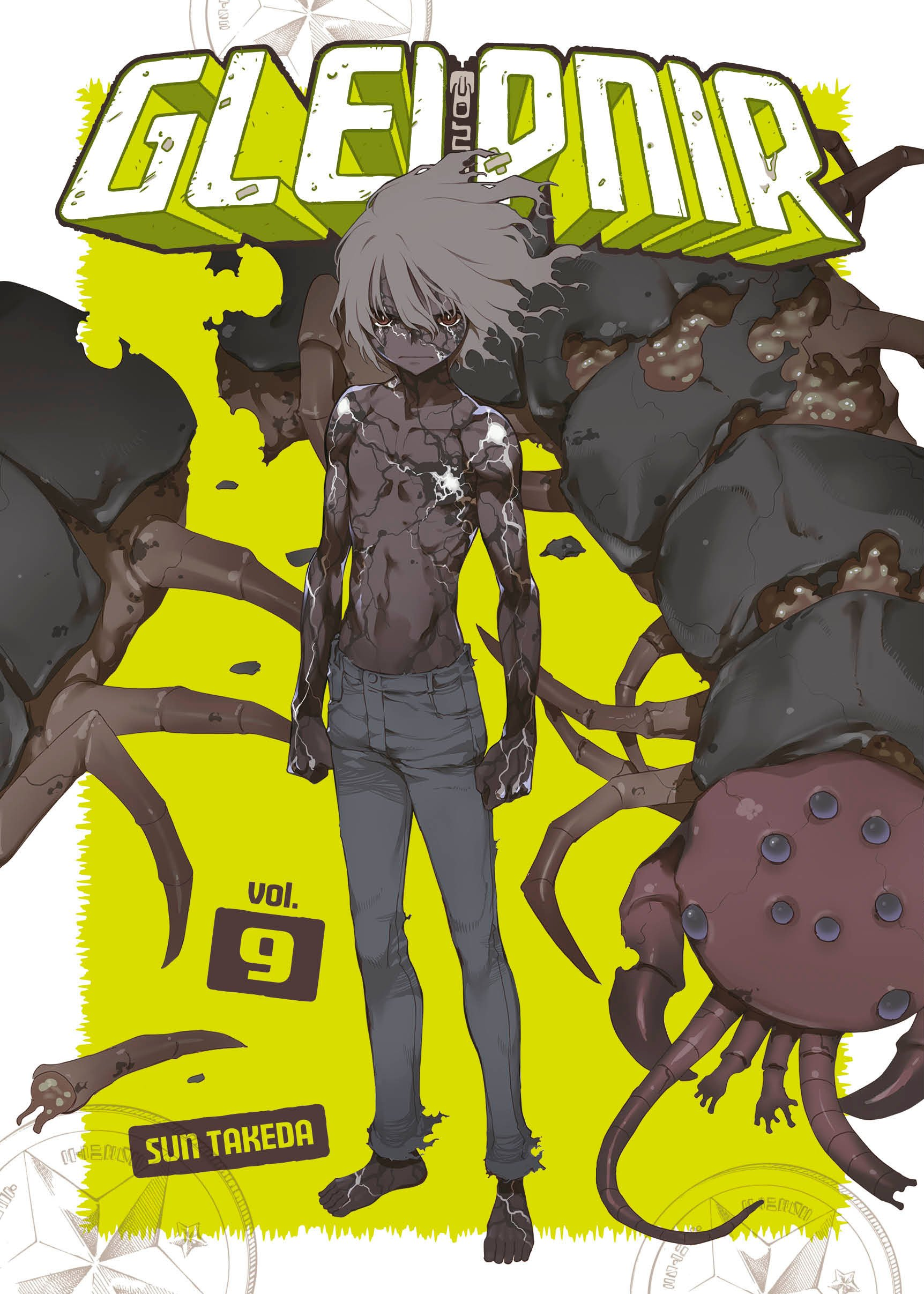 Gleipnir Manga Graphic Novel Vol 09