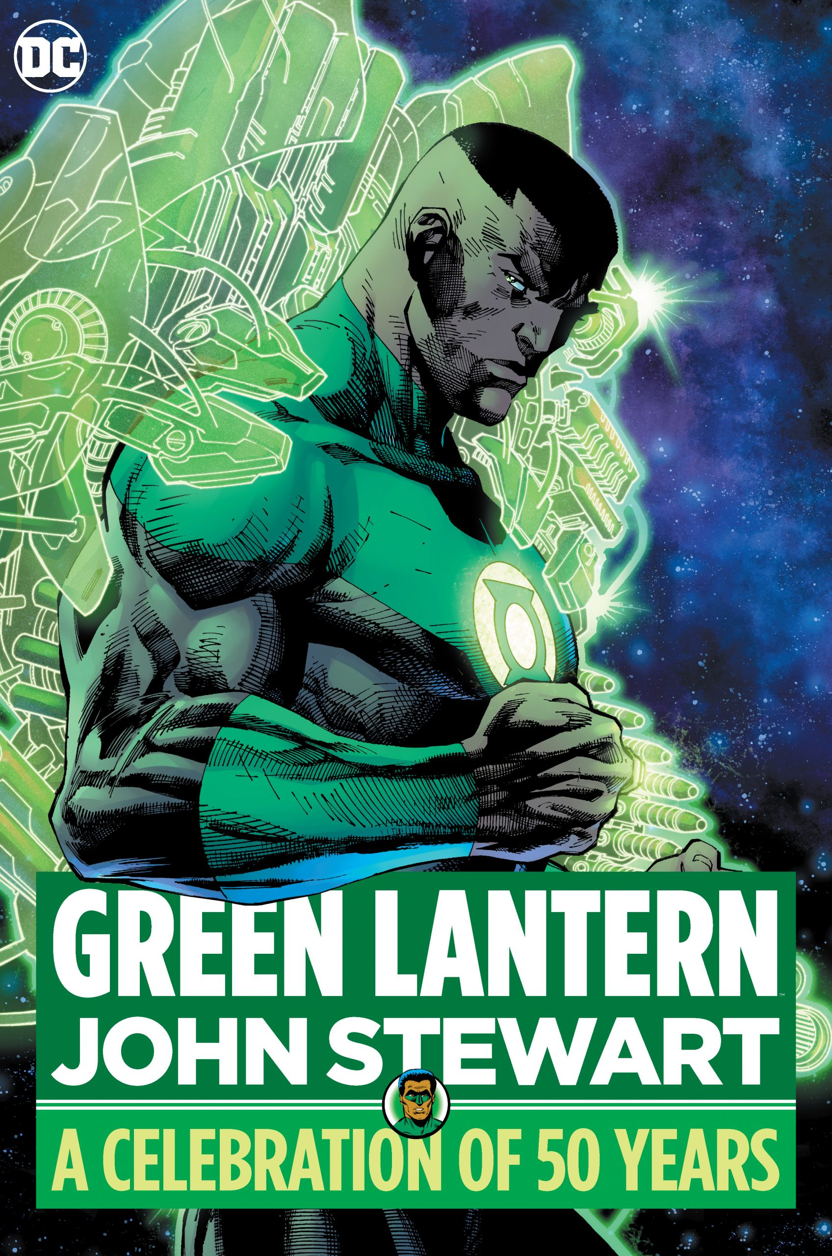 Green Lantern John Stewart - A Celebration of 50 Years