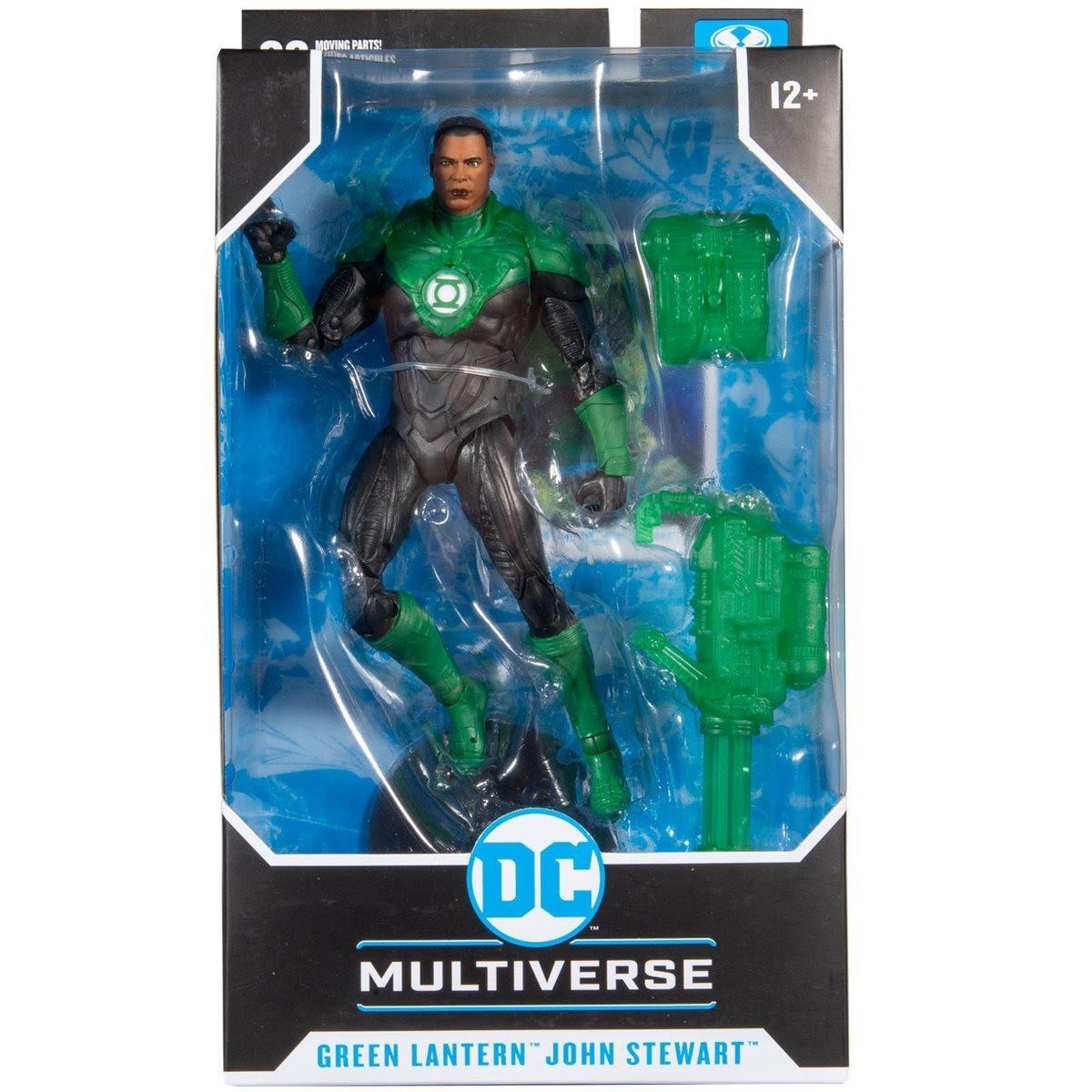 Green Lantern John Stewart - DC Multiverse