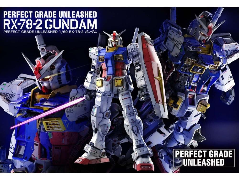 Gundam - RX-78-2 Perfect Grade Unleashed