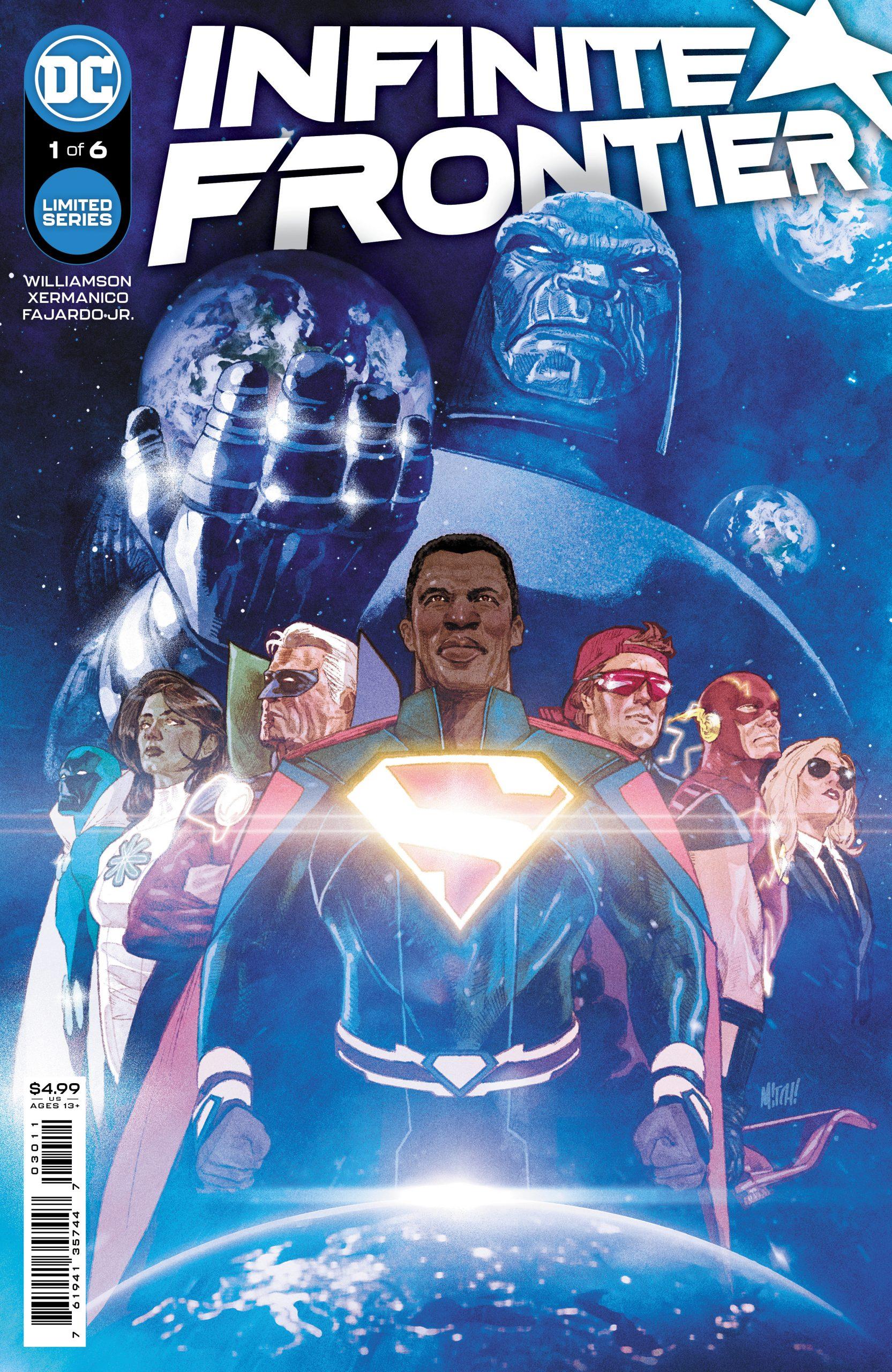 Infinite Frontier 1 - DC Comics
