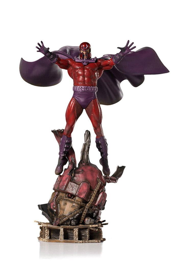 Magneto Deluxe by Iron Studios