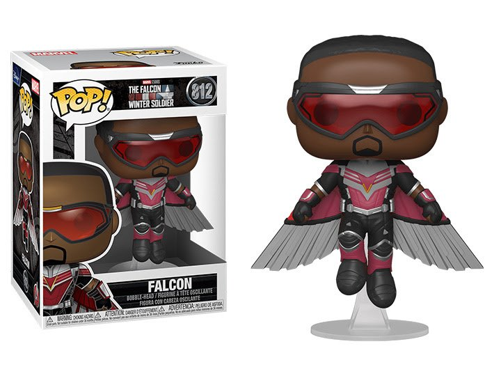 POP - The Falcon Flying