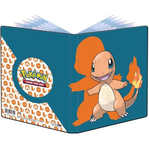 Pokemon TCG - Charmander 4 Pocket Portfolio