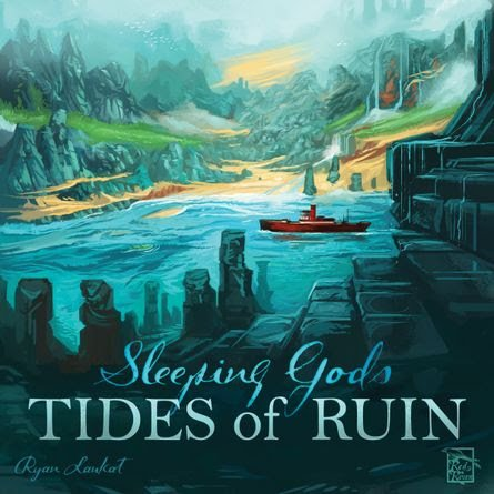 Sleeping Gods Tide of Ruin Expansion