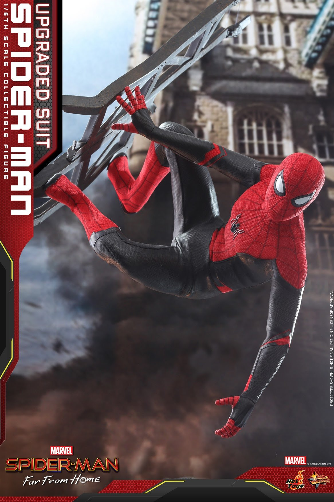 Spider-Man Upgraded Suit - Far From Home