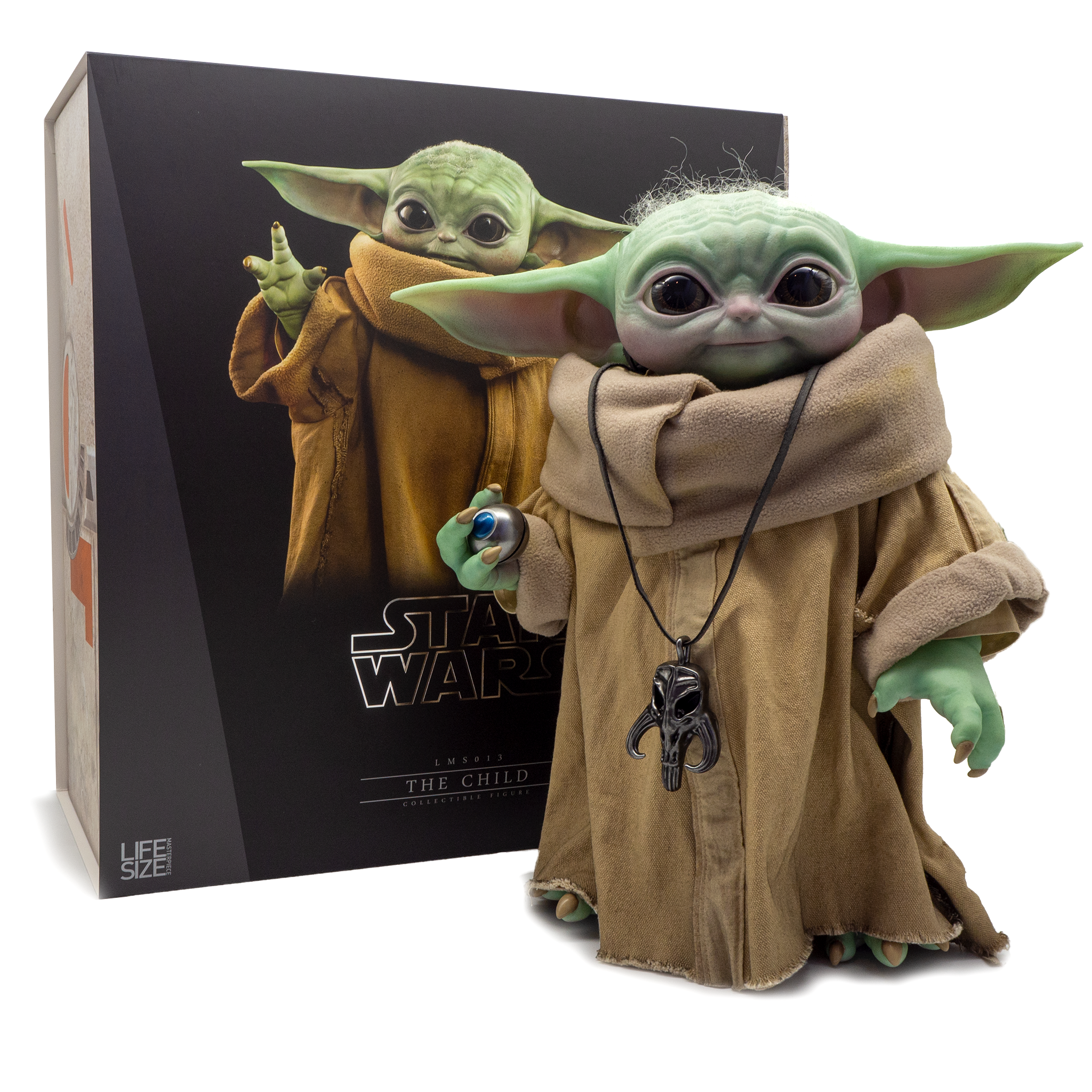 Star Wars The Child Life-size Collectible Figure by Hot Toys