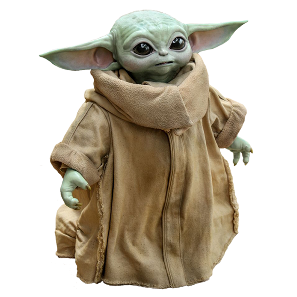 Star Wars The Child Lifesize Collectible Figure by Hot Toys