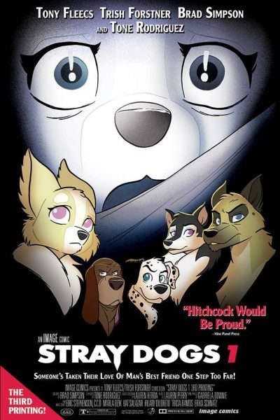 Stray Dogs 1 - Third Printing
