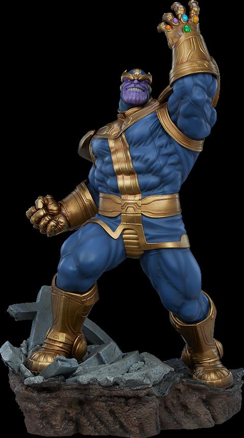 Thanos - Modern Version - Avengers Assemble Statue