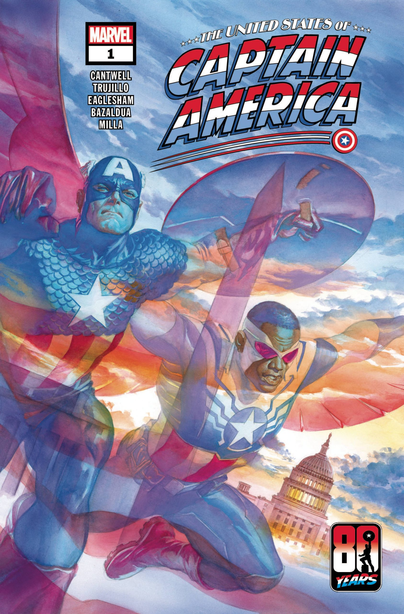 The United States Of Captain America 1