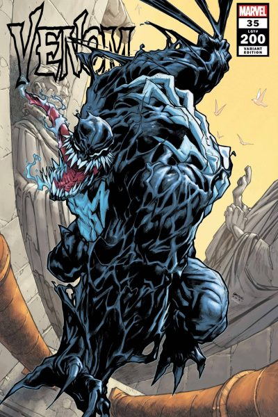 Venom 200th Issue Numbe 35