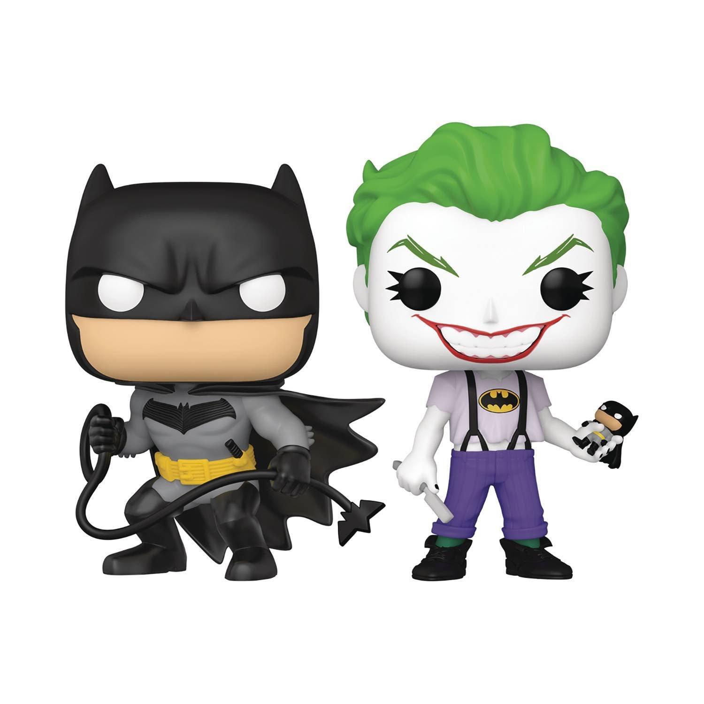 Batman - Joker 2 Pack POPS