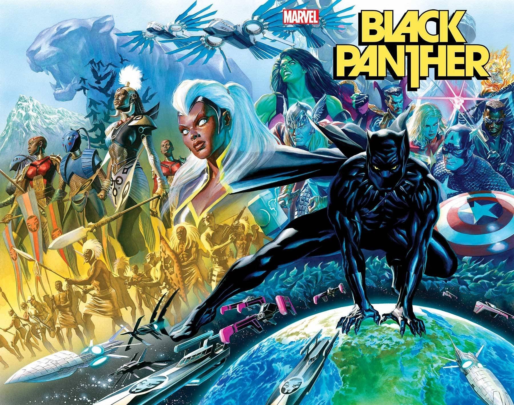 Black Panther 1 Poster