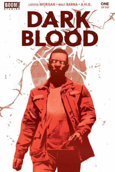 Dark Blood 1 - Third Printing