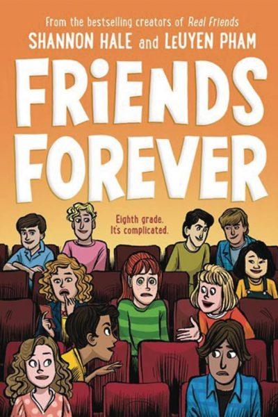 Friends Forever Graphic Novel