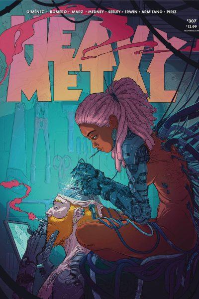 Heavy Metal 307