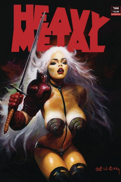 Heavy Metal 308