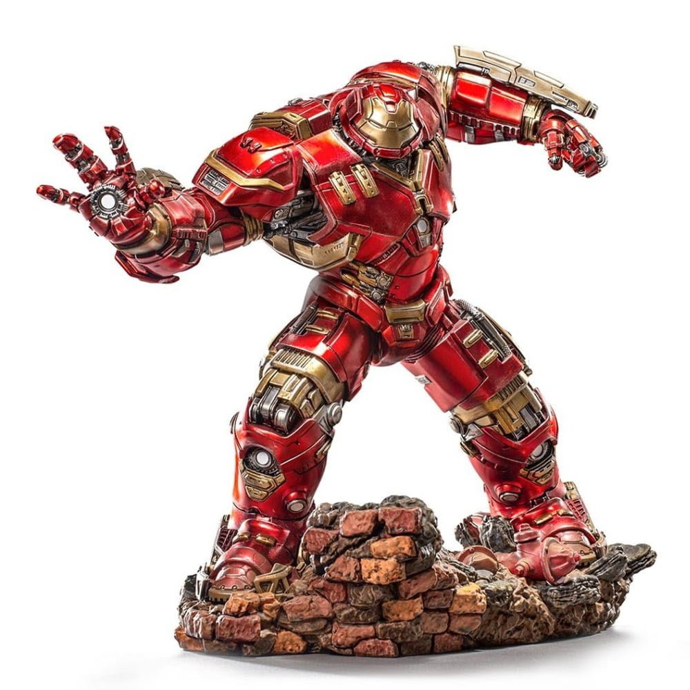 HulkBuster - Age of Ultron 1-10 Scale Statue by Iron Studios