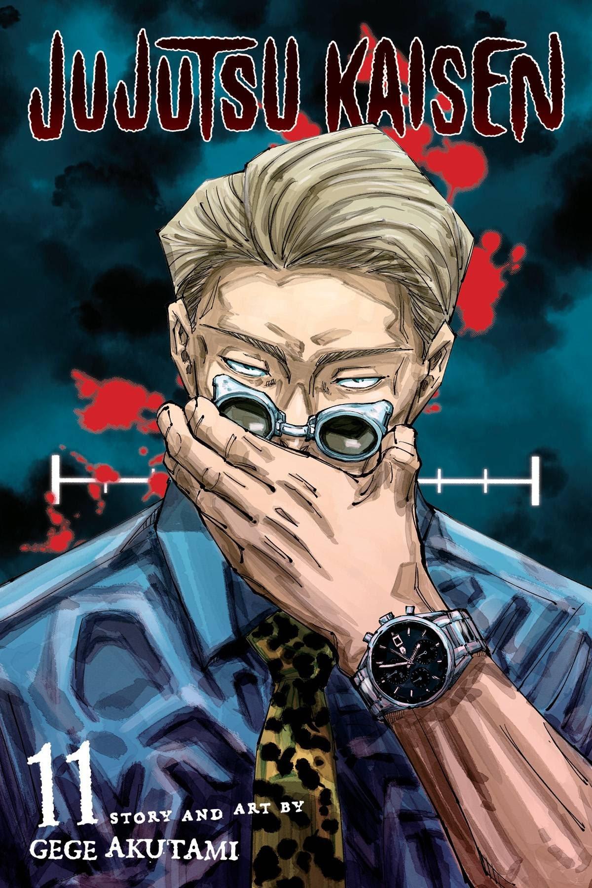 JuJutTsu Kaisen Manga Graphic Novel 11