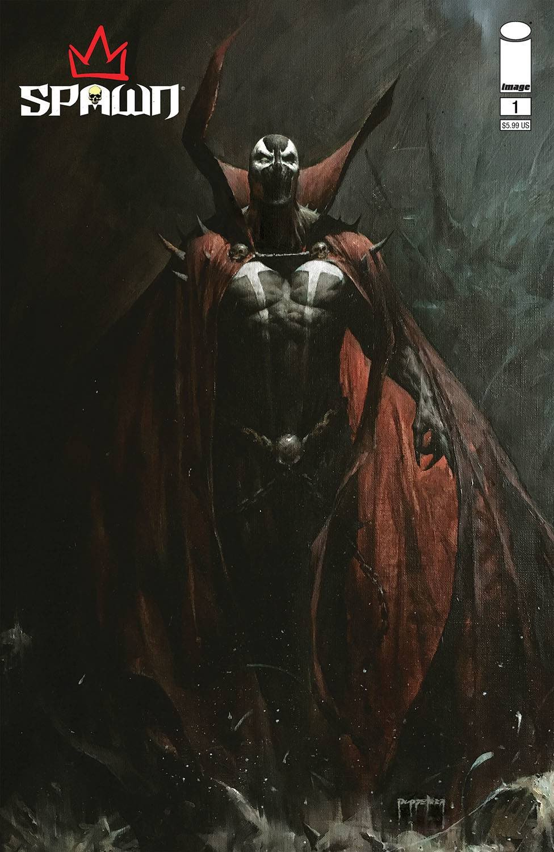 King Spawn 1