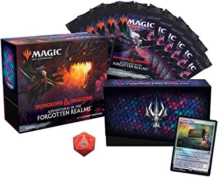 Magic the Gathering - Adventures in the Forgotten Realms