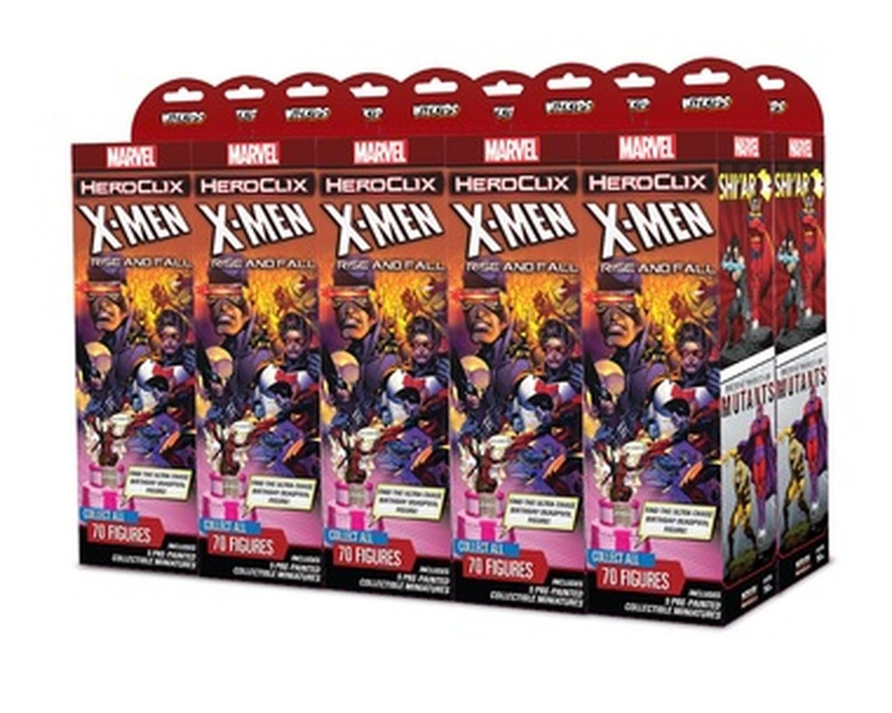 Marvel Heroclix - X-Men Rise and Fall