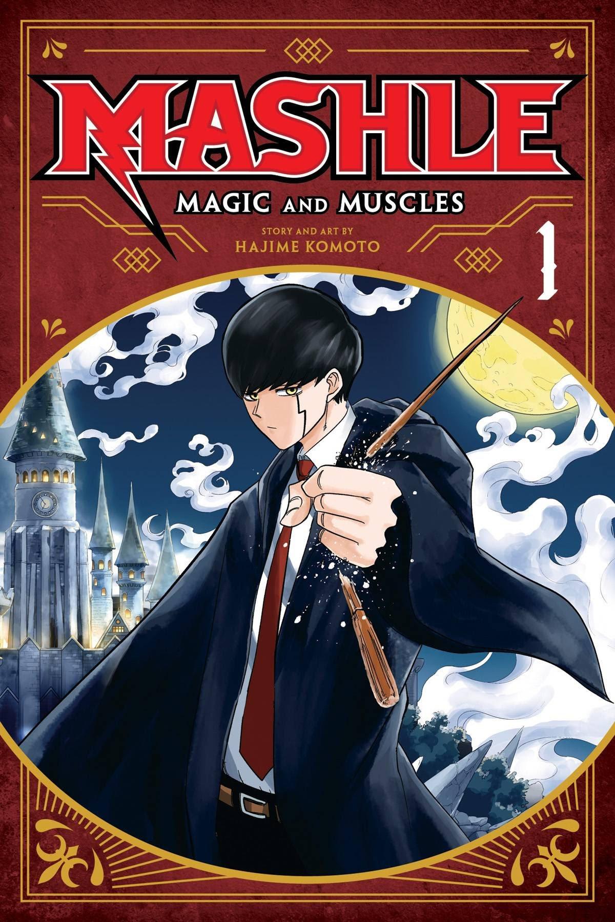 Mashle - Magic And Muscles - Manga
