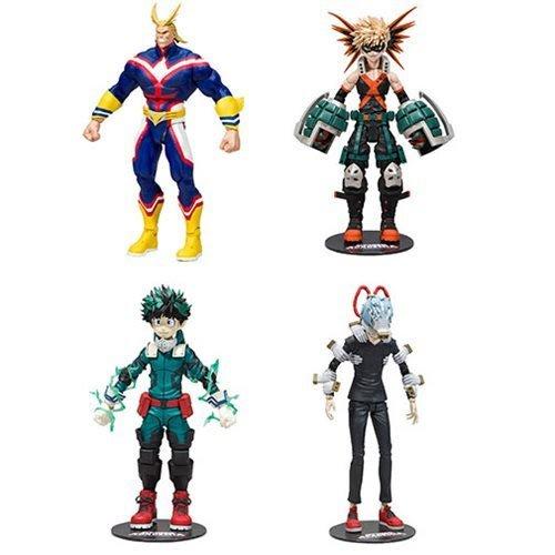 My Hero Academia - Wave 1 Action Figures