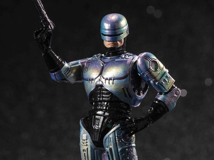 Robocop 2 - Robert Cop PX - SDCC 2021 - 1-18 Exquisite Mini Figure