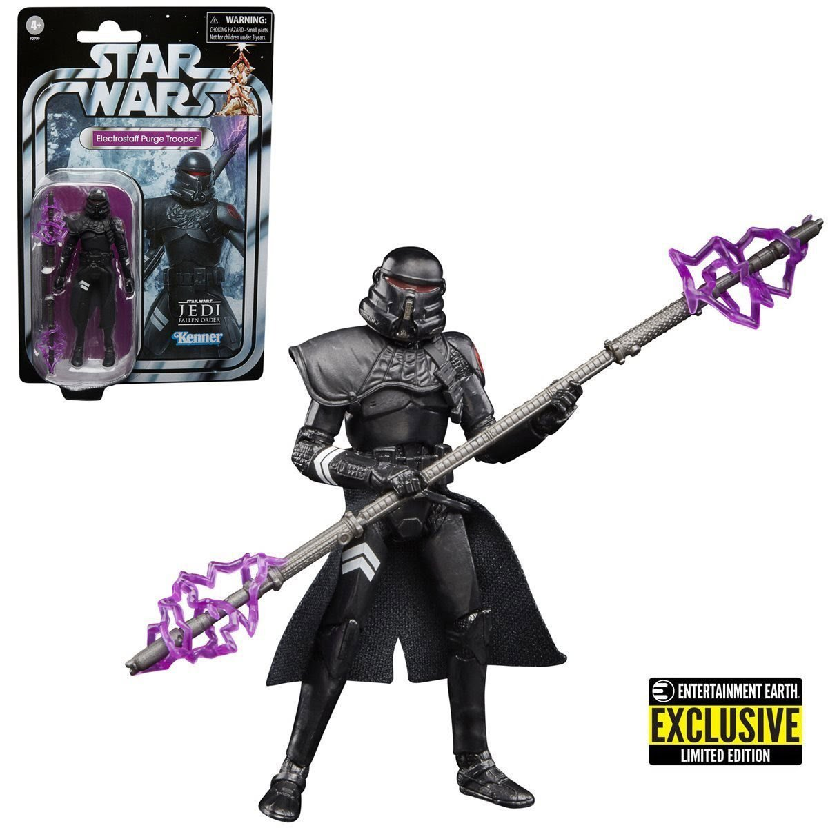 Star Wars - Electrostaff Purge Trooper - EE Exclusive Action Figure