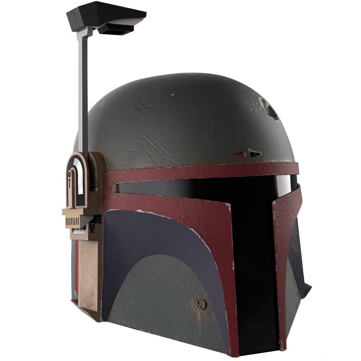 Star Wars The Black Series - Boba Fett Helment Prop Replica