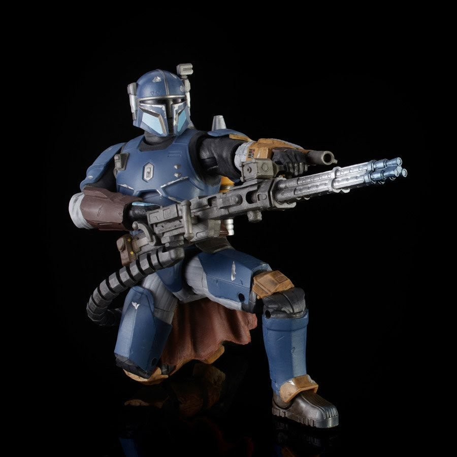 Star Wars The Black Series - Heavy Infratry Mandalorian Exclusive