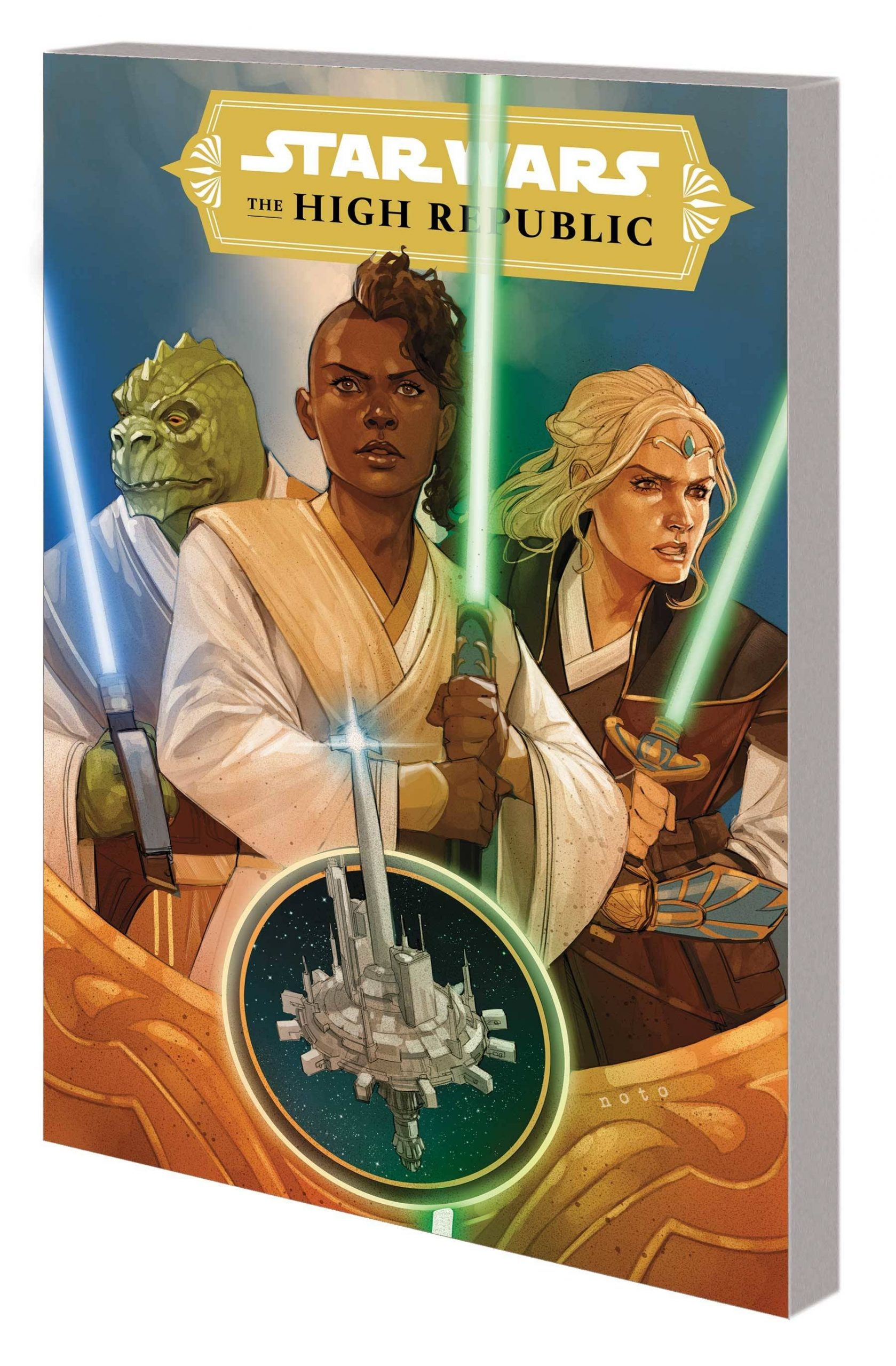 Star Wars - The High Republic Volume 1 - There Is No Fear
