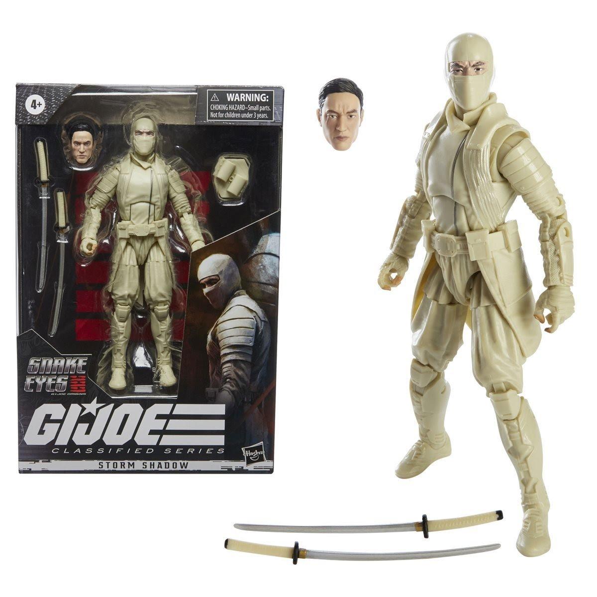 Storm Shadow - GI Joe Classified Series - Snake Eyes Origins Action Figure