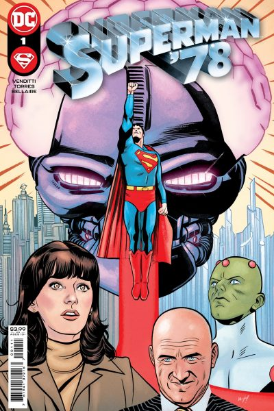 Superman 78 - Number 1
