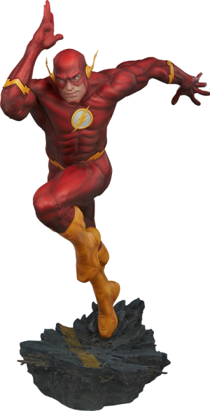 The Flash - Premium Format Statue by Sideshow