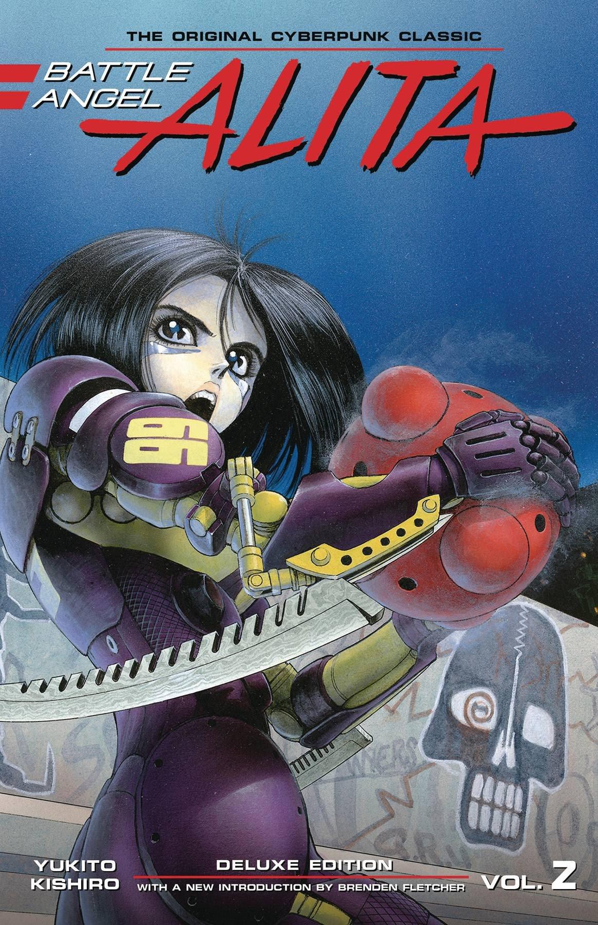 Battle Angel Alita - Volume 02 Deluxe Edtiion