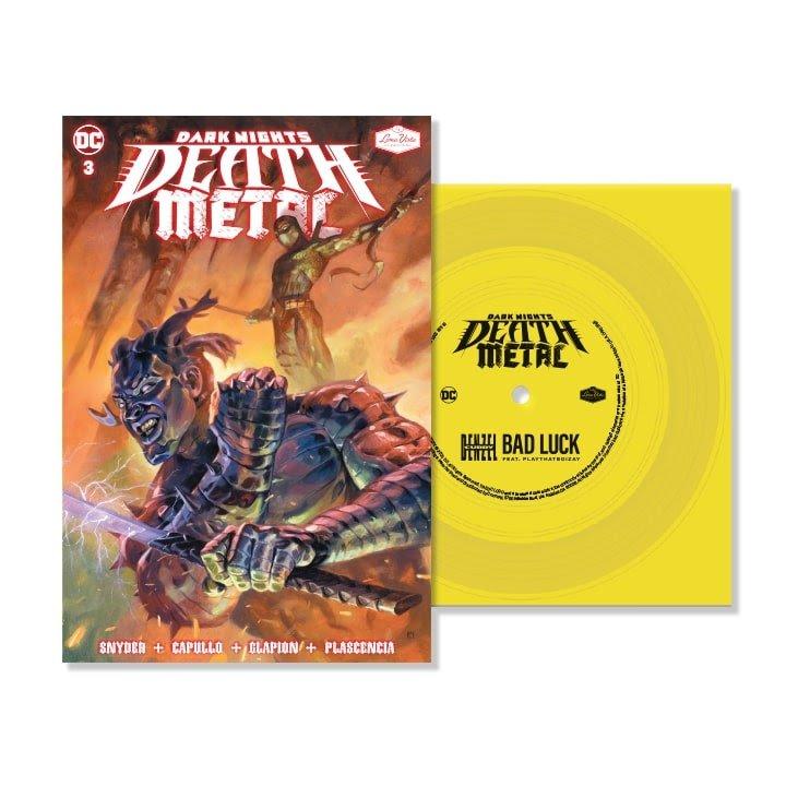 Dark Night Death Metal 2 Soundtrack Special Edition
