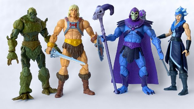 Mastes of the Universe - Masterverse Action Figures Wave 1