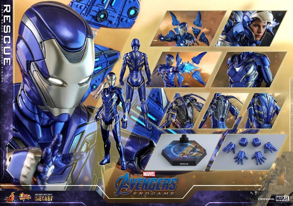 Rescue Avengers Endgame